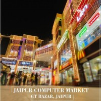 Jaipur computer market